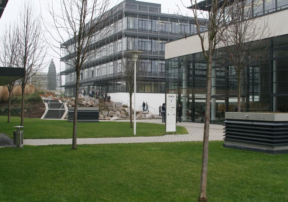 Bild Firmenzentrale MLP in Wiesloch