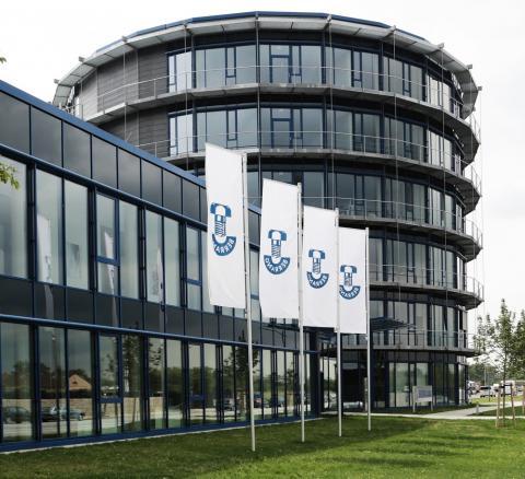 Bild Firmenzentrale Karl Berrang GmbH © Peter Hofmann / Karl Berrang GmbH / CC BY-SA 4.0